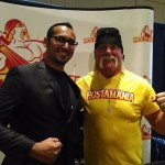 Me with Hulk Hogan