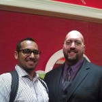 Me with the Big Show