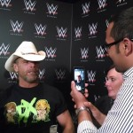 Me with Shawn Michaels