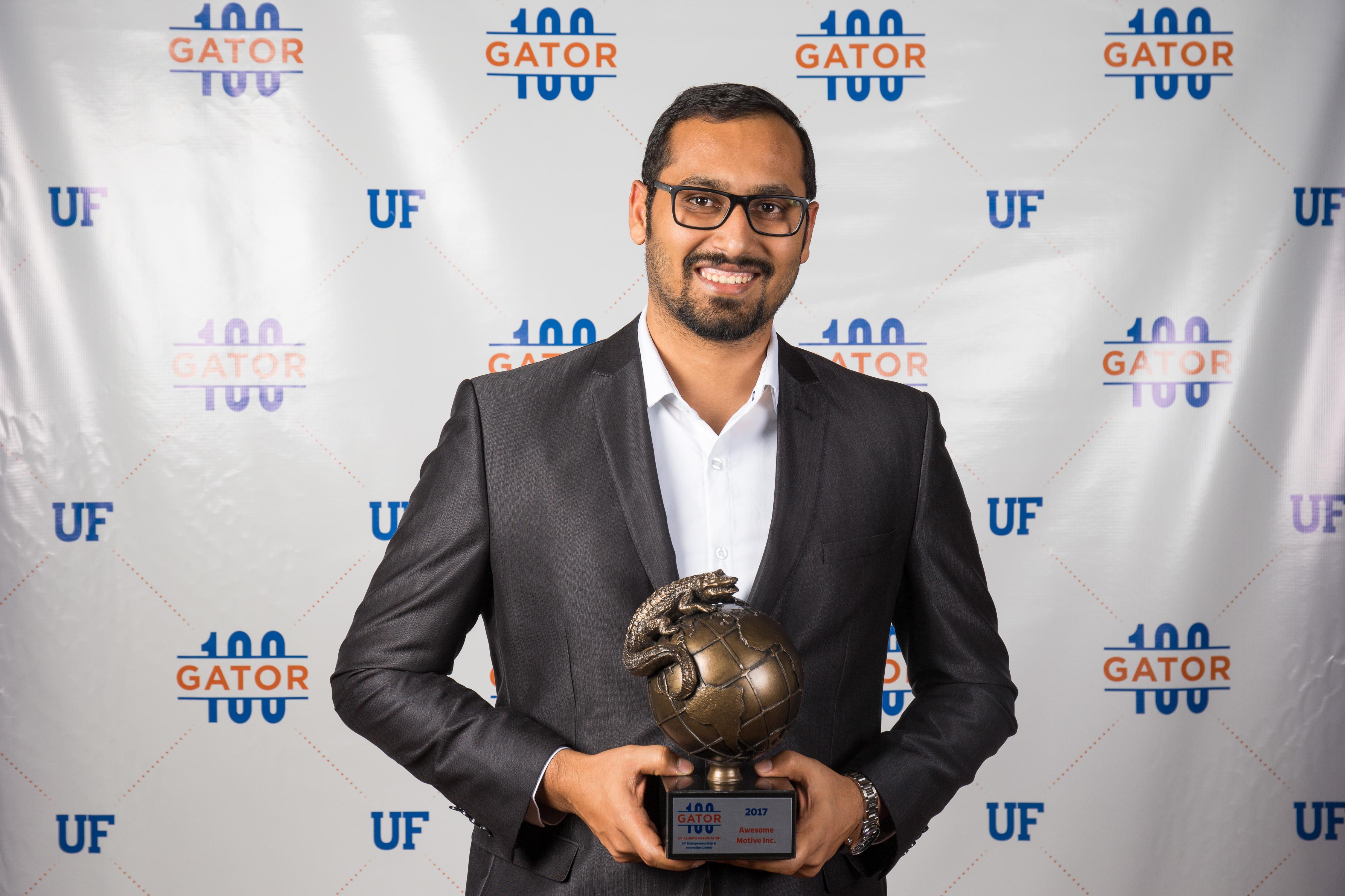 Gator100 Award