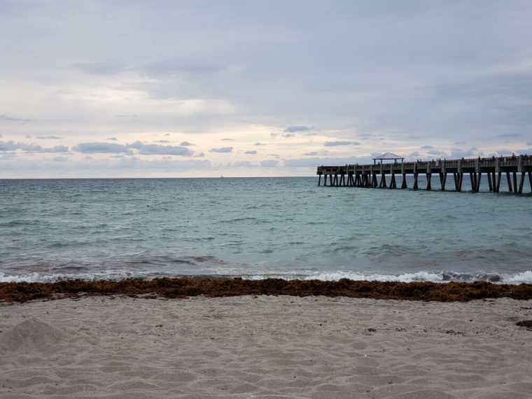 Juno Beach in Jupiter FL