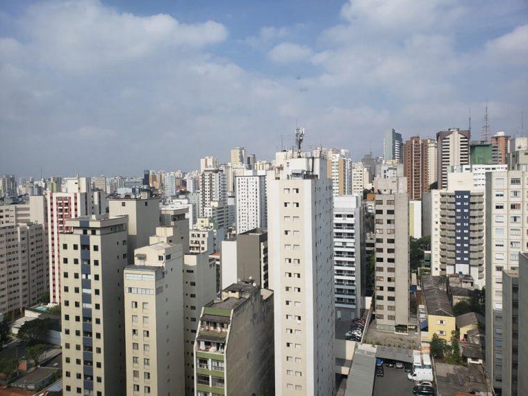 First time in Sao Paulo Brazil