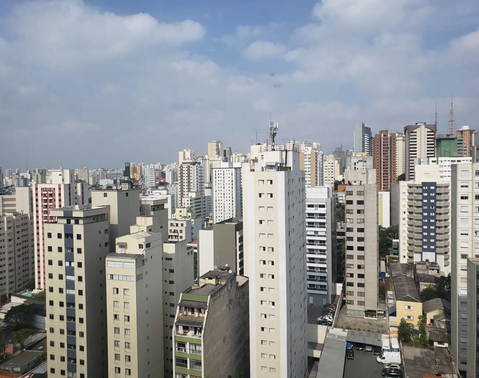 First time in Sao Paulo Brazil