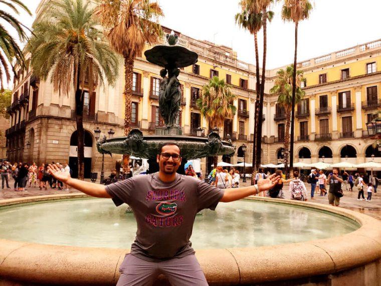 Representing Gator Life in Barcelona
