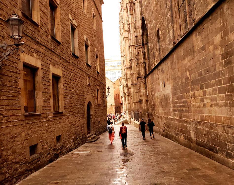 Barcelona Random Shot