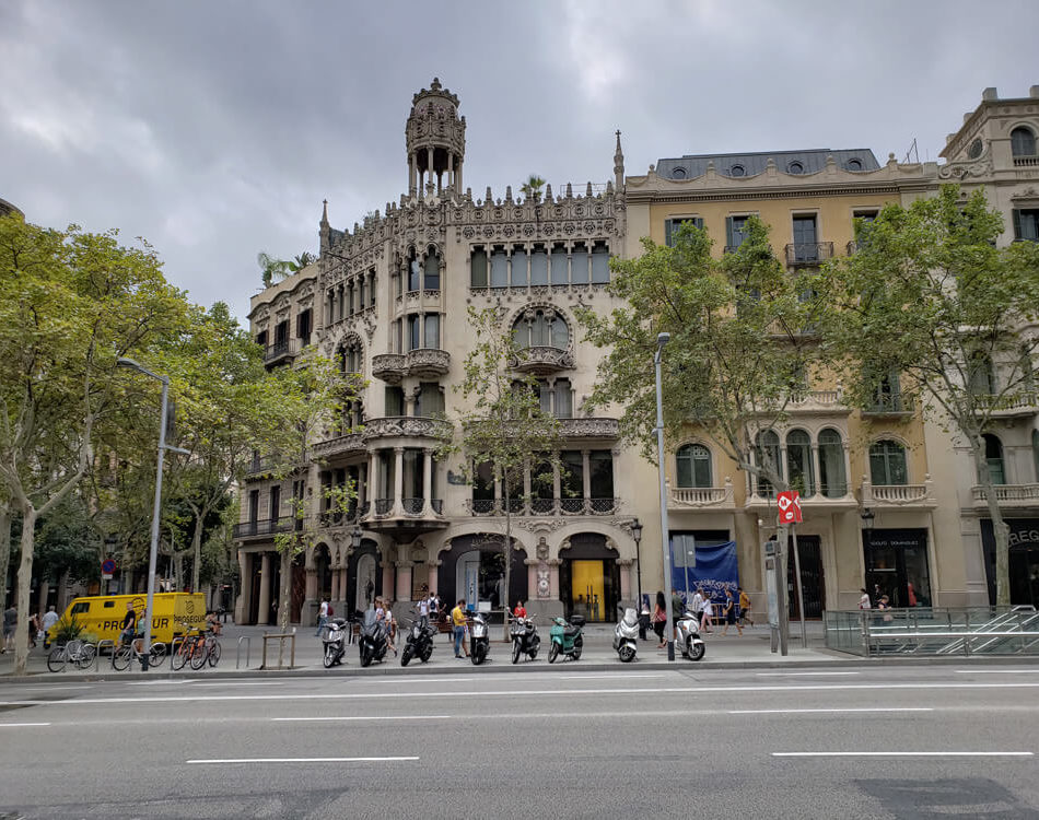 Barcelona Buildings