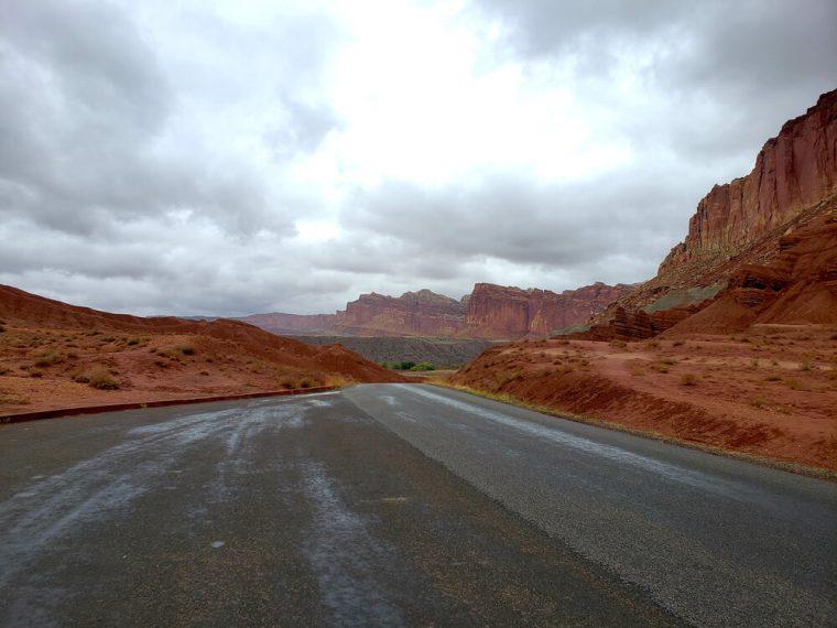Gorgeous Utah Drive