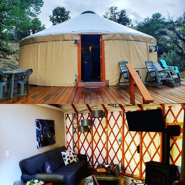 Luxury Yurt