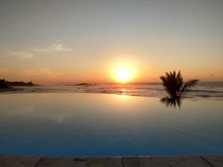 Infinity Pool at Four Seasons Punta Mita