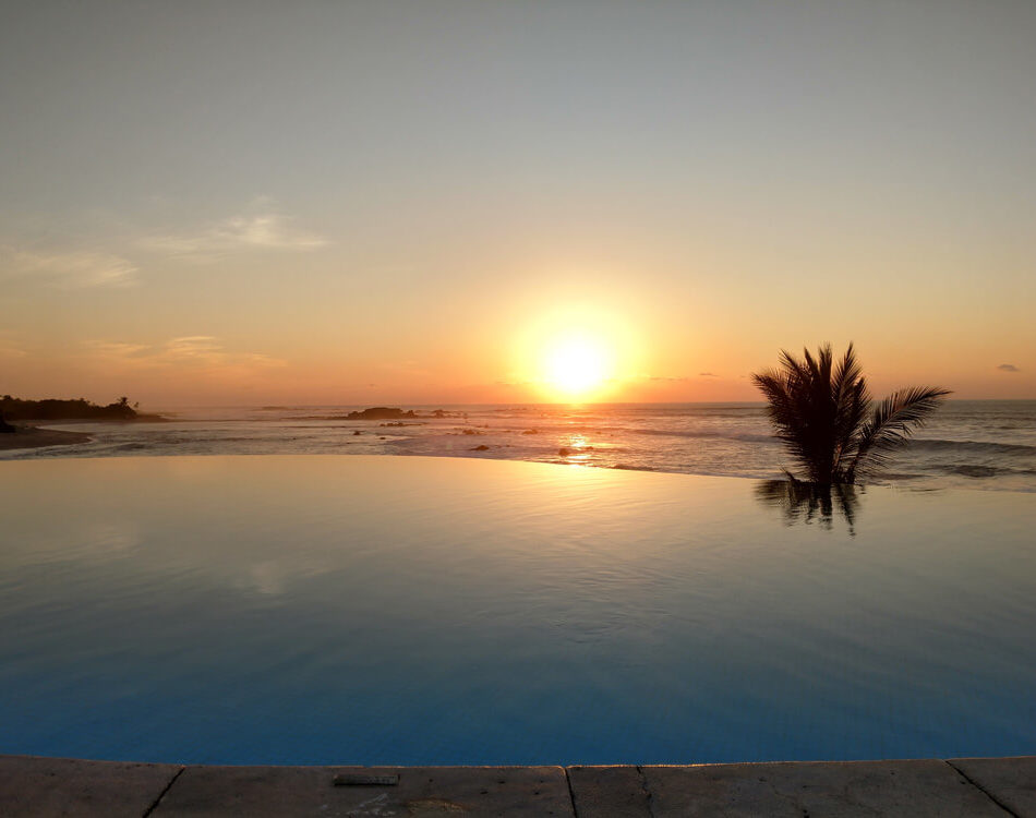 Infinity Pool at Four Seasons Punta Mita