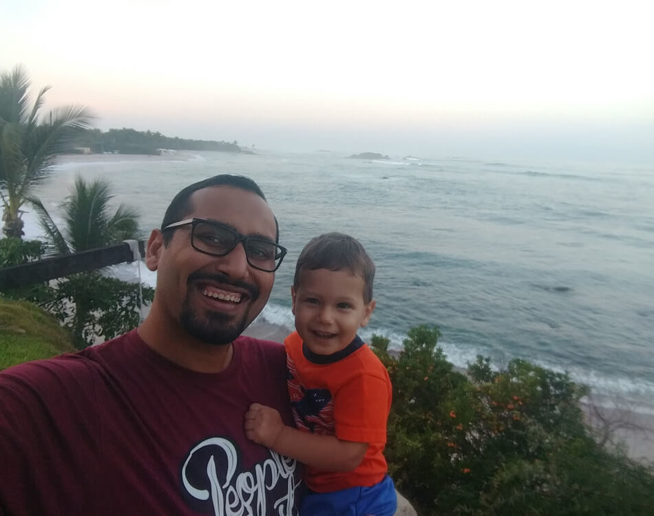 Selfie with Solly at Punta Mita Mastermind