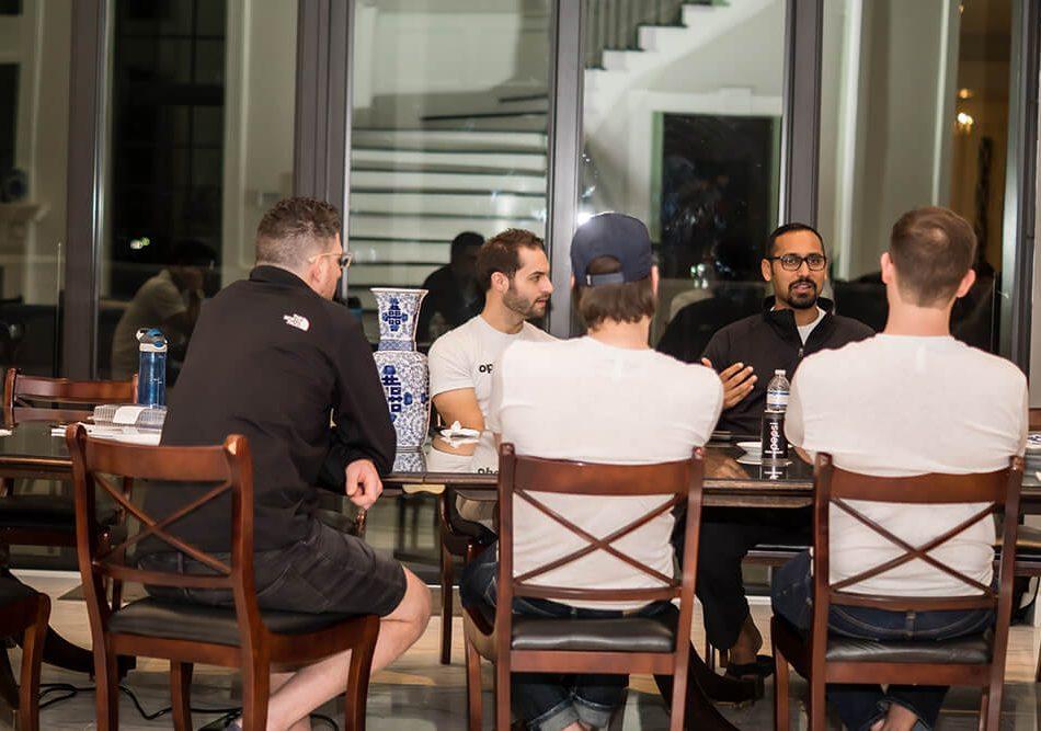 Conversations after Dinner