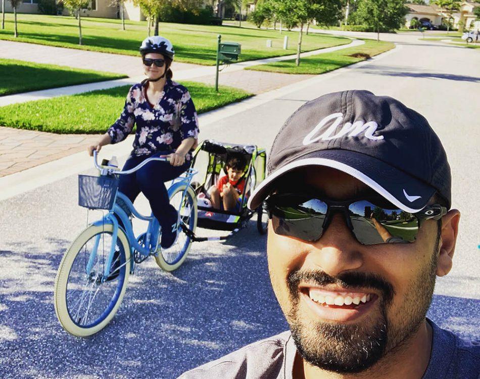 Bike Rides during lockdown