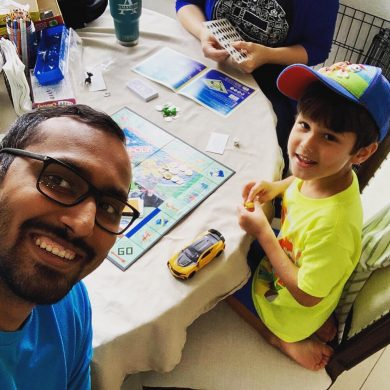 Solomon learning monopoly