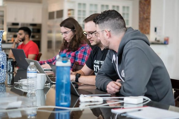 Dev team session