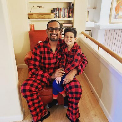 Pajama Party with Solomon