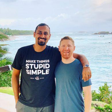 Punta Mita with Jared