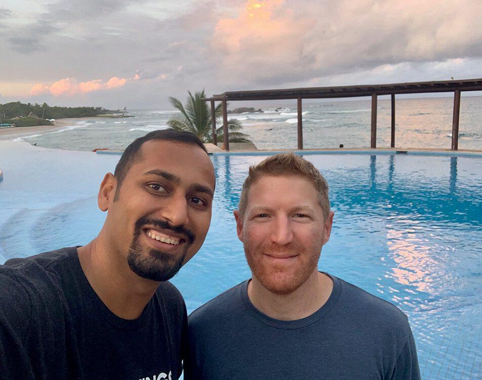 Punta Mita photo with Jared