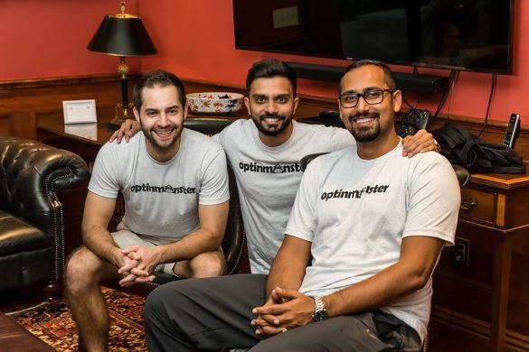 Thomas, Rahul, and Me
